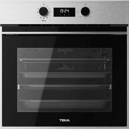 Духовые шкафы - Электрический духовой шкаф TEKA HSB 646 SS (111010024), 0