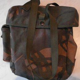 Военные вещи - Противогазная сумка Великобритания Haversack DPM, IRR, 0