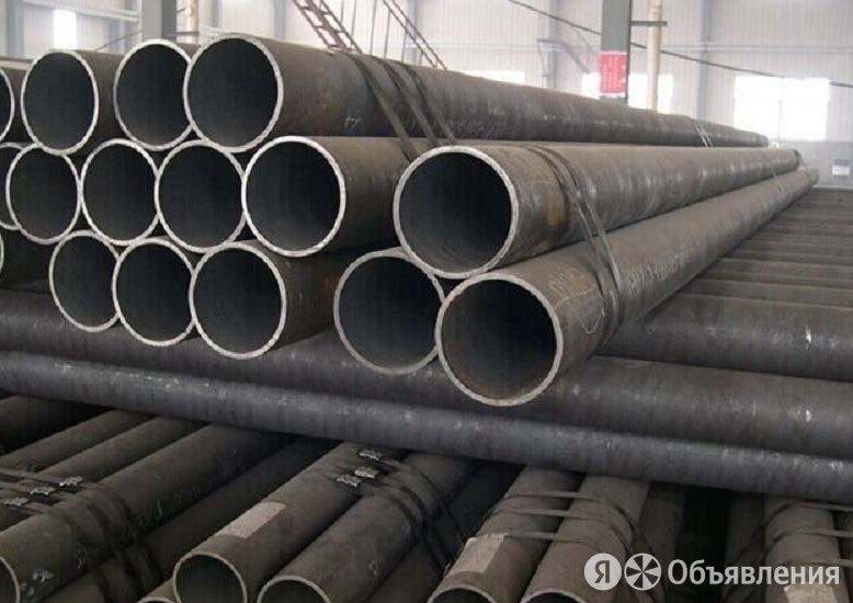Труба бесшовная 42х7 мм ст. 20 ГОСТ 8732-78 по цене 57371₽ - Металлопрокат, фото 0