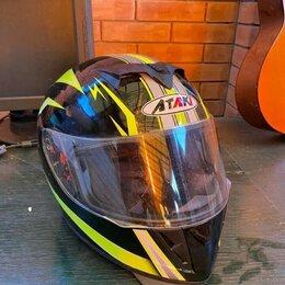 Мотоэкипировка - Шлем мото, 0