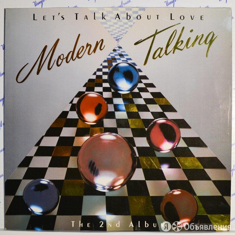 Modern Talking — Let's Talk About Love - The 2nd Album, 1985 по цене 890₽ - Виниловые пластинки, фото 0