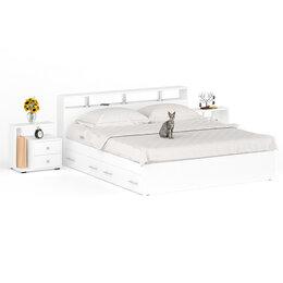 Кровати - Новая большая двуспальная кровать 180х200 от производителя, 0
