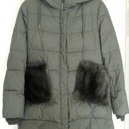 Пуховики - Пуховик женский ТоТо зима, 0
