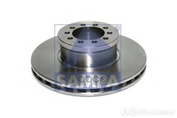 Диск Тормозной Mercedes Atego (335x34x102.5) (1шт.) Sampa SAMPA арт. 100.463 по цене 5100₽ - Тормозная система , фото 0