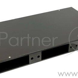 VoIP-оборудование - Адаптерная панель для кроссов Lan Fobm с 8 симплексными адаптерами Sc/os2, 0