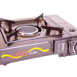 Туристические горелки и плитки - Плита газовая портативная, 0