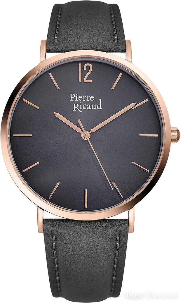 Наручные часы Pierre Ricaud P91078.9G57Q по цене 6400₽ - Наручные часы, фото 0