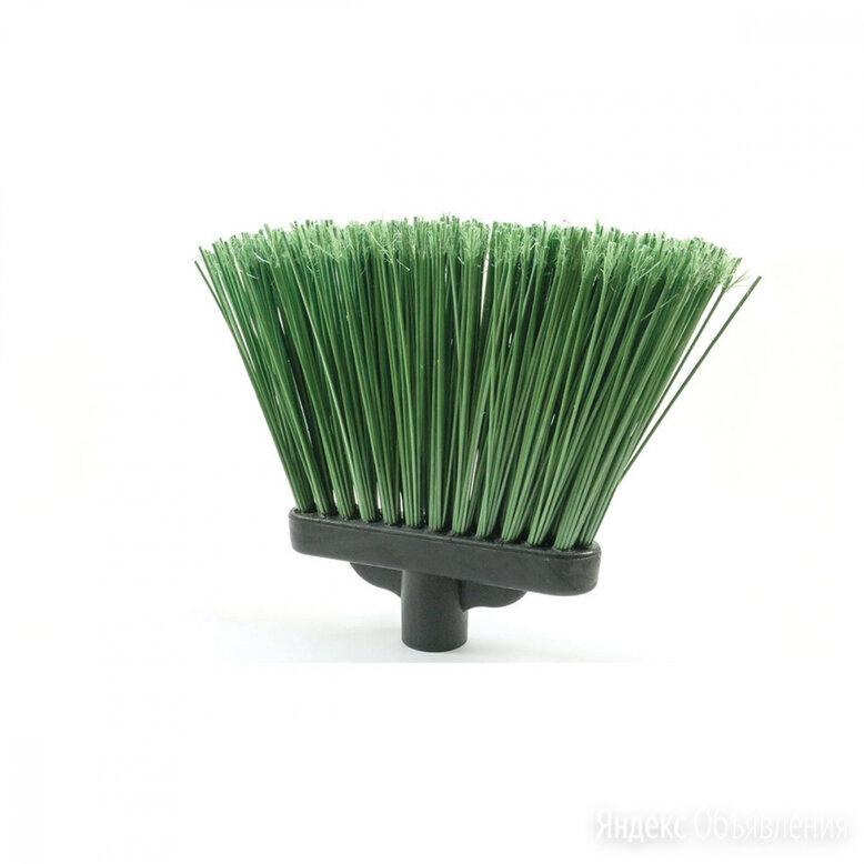 Плоская синтетическая метла ЛАЙМА МИШЕЛЬ EXPERT по цене 156₽ - Садовые щетки и метлы, фото 0