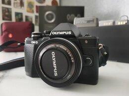 Фотоаппараты - Фотокамера OLYMPUS OM-D EM-10 mark II, 0