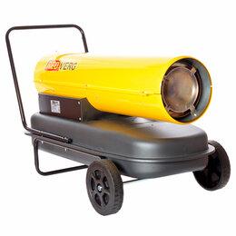 Обогреватели - Воздухонагреватель дизельный RedVerg RD-DHD50T, 0