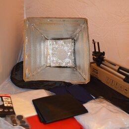 Осветительное оборудование - Комплект для предметной съёмки, 0