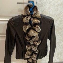 Куртки - Коженая куртка , 0