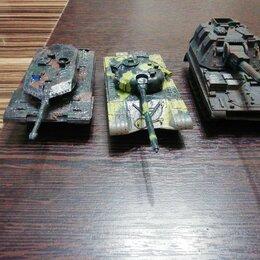 Сборные модели - Стендовые модели танков, 0