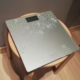 Напольные весы - Весы напольные электронные tefal classic, 0