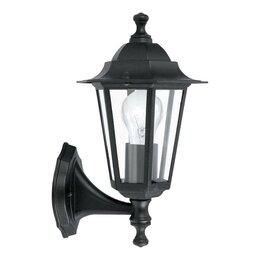 Уличное освещение - Уличный настенный светильник Eglo Laterna 4 22468, 0