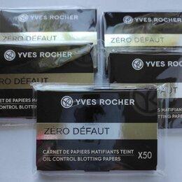 Бумажные салфетки, носовые платки - Матирующие салфетки yves rocher, 0