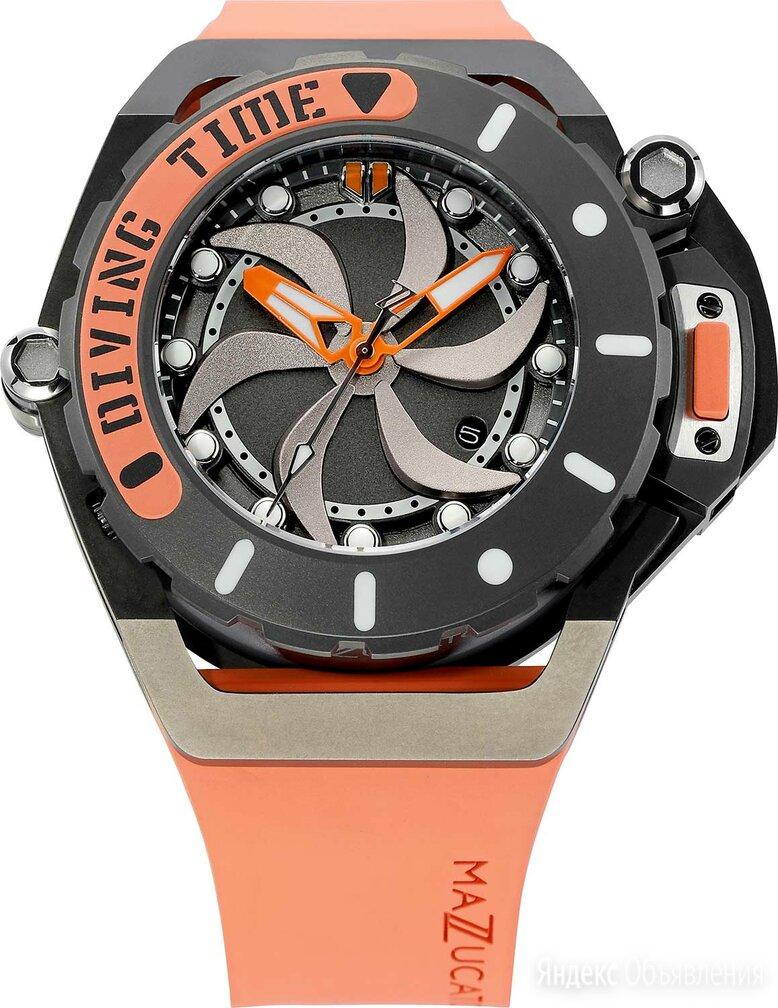 Наручные часы Mazzucato SUB04-ORCG9 по цене 165000₽ - Наручные часы, фото 0