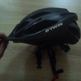Спортивная защита - Шлем велосипедный B'twin, 0
