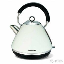 Электрочайники и термопоты - Чайник Accents White 102005, 0