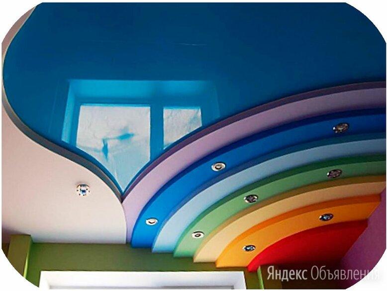 Натяжные потолки по цене 260₽ - Потолки и комплектующие, фото 0