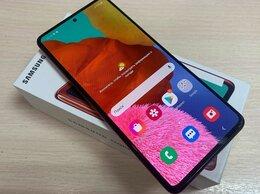 Мобильные телефоны - Смартфон Samsung Galaxy A51 128GB , 0