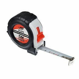 Измерительные инструменты и приборы - Рулетка 5м, 0