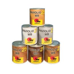 Масла и воск - Паркетное масло ADESIV PAVIOLIO 25 WB 1л венге, 0