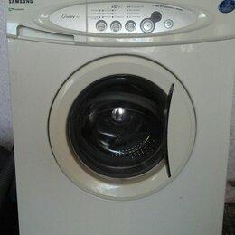 Стиральные машины -  стиральная машина samsung bio compact, 0