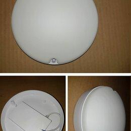 Настенно-потолочные светильники - Светильник настенно-потолочный led 8,12,15 вт светодиодный ЖКХ, 0