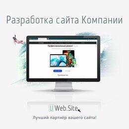 Сфера услуг - Разработка Корпоративного сайта или сайта компании, 0