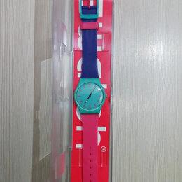 Наручные часы - Часы наручные swatch + новая батарея , 0