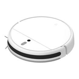 Роботы-пылесосы - Робот-пылесос Xiaomi Mi Robot Vacuum-Mop (RU, SKV4093GL), 0