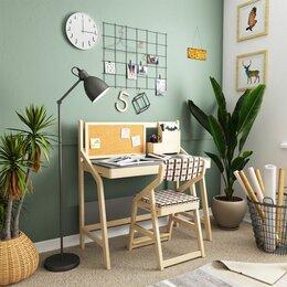 Столы и столики - Растущая парта и стул, 0