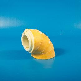 Аксессуары и средства для ухода за растениями - AquaLine Отвод AquaLine ППУ 76/30 90 гр СПл (стеклопластик), 0