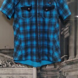Рубашки - Рубашка мужская летняя, р.46-48, 0