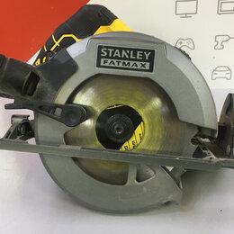 Дисковые пилы - Циркулярная пила Stanley Fatmax FME301, 0