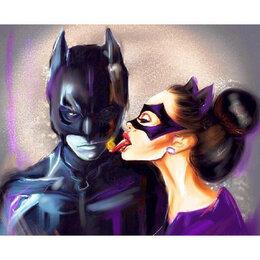 Комиксы - Бэтмен и женщина-кошка Артикул : GFR 5086, 0