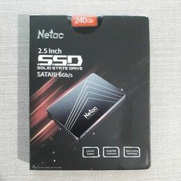 Внутренние жесткие диски - 240 ГБ SSD-накопитель Netac, 0