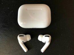 Наушники и Bluetooth-гарнитуры - Оригинальные наушники Apple AirPods Pro, 0