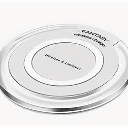 Док-станции - Беспроводное зарядное устройство, Fantasy Q7, 1.5A, белый, 0