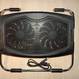 Аксессуары и запчасти для ноутбуков - Подставка для ноутбука deepcool n2000 iv, 0