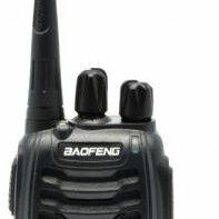 Рации - Рация Baofeng BF-888S с гарнитурой в комплекте, 0
