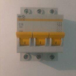 Защитная автоматика - Iek ba47-29 c25 автомат, 0