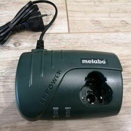 Аккумуляторы и зарядные устройства - Зарядное устройство metabo LC-40, 0