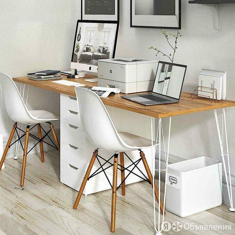 Компьютерный стол в стиле Лофт по цене 18900₽ - Компьютерные и письменные столы, фото 0
