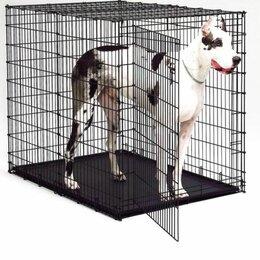 Клетки и домики - Клетка для крупных пород собак, 0