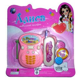 Проводные телефоны - Телефон Алиса на блистере, 0
