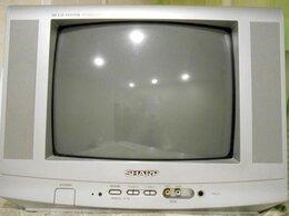 Телевизоры - Телевизор Sharp  35см по диагонале,в исправном…, 0