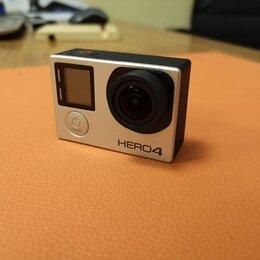 Экшн-камеры - GoPro Hero 4 silver, 0