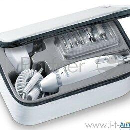 Инструменты - Маникюрно-педикюрный набор Beurer Mp62 насадок в компл.:10шт белый, 0
